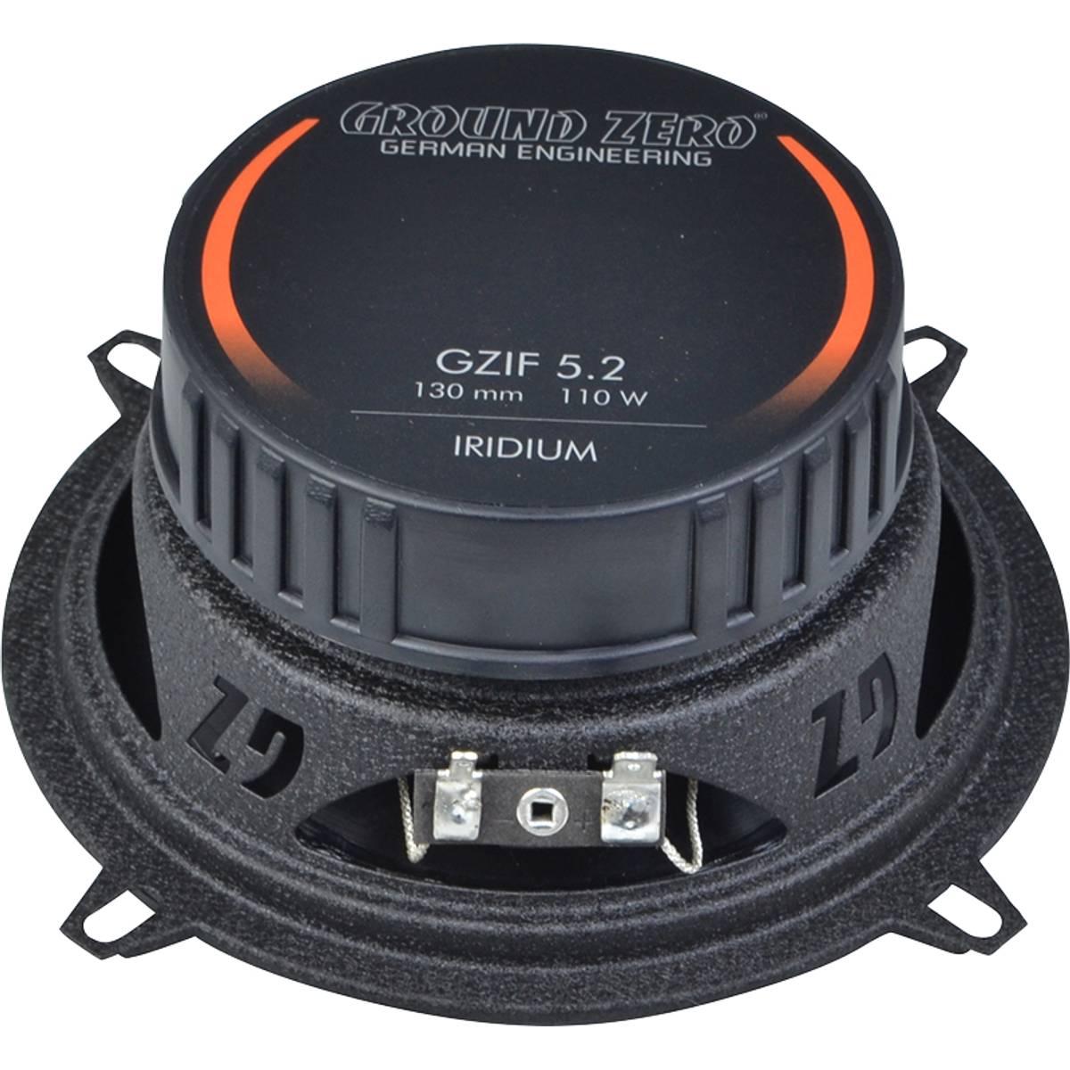 Ground Zero GZIF 5.2 70W RMS